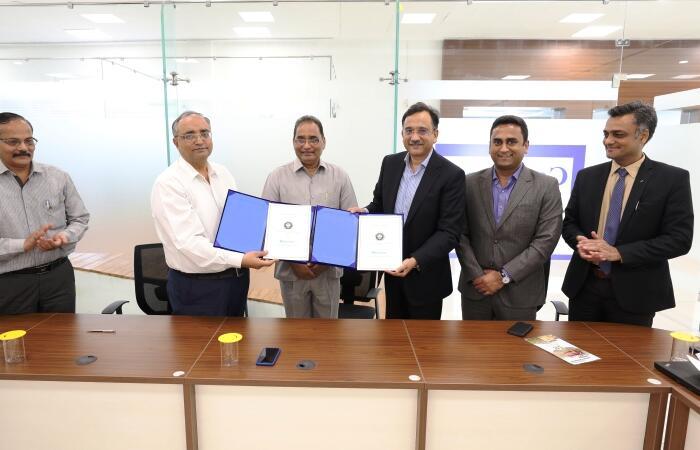 MOU signing bw Bio2X & CCS HR